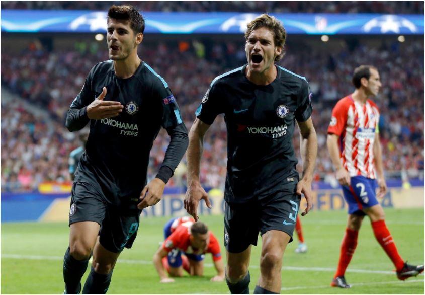 Chelsea Menang Dramatis Atas Atletico Madrid