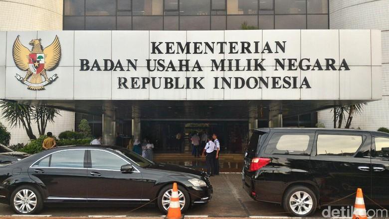 BUMN Pindah ke Lampung