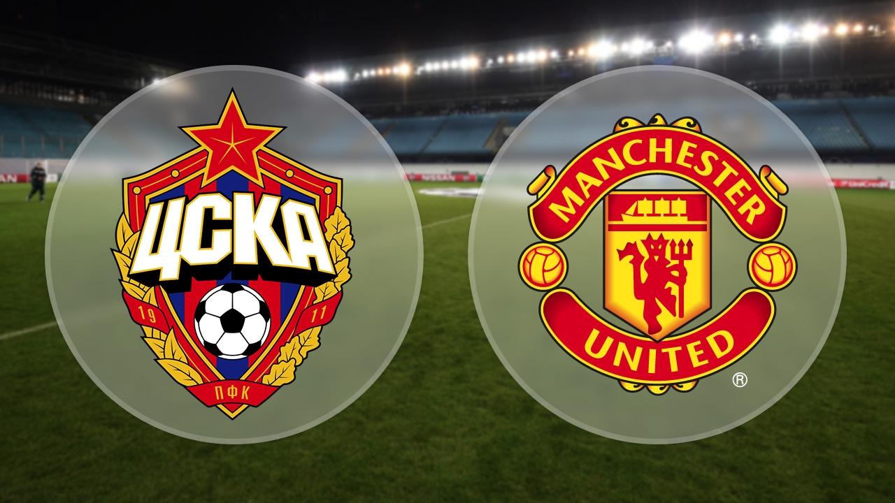 Manchester United Kandaskan CSKA Moscow 4-1