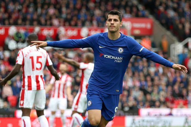 Ulasan 90 Menit Chelsea FC Bantai Stoke City FC