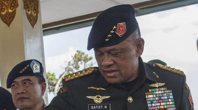 DPR Akan Panggil Panglima TNI, Ada Apa?