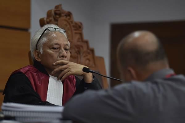 MA Mengaku Tak Terlibat Terkait Praperadilan Setya Novanto