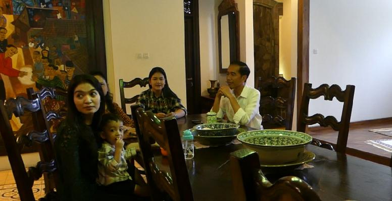 Jokowi Pantau Persiapan Penikahan Putrinya