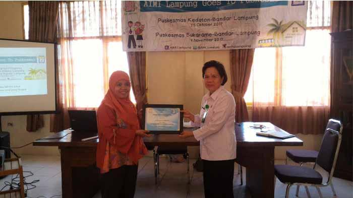 AIMI Lampung Ajak Masyarakat Paham Gizi Seimbang