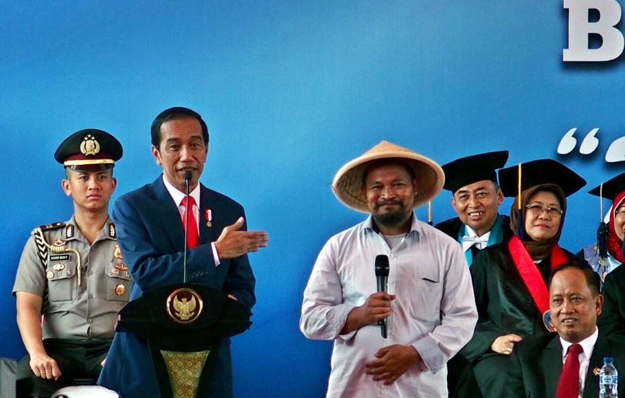 Alasan Jokowi Membangun Infrastruktur