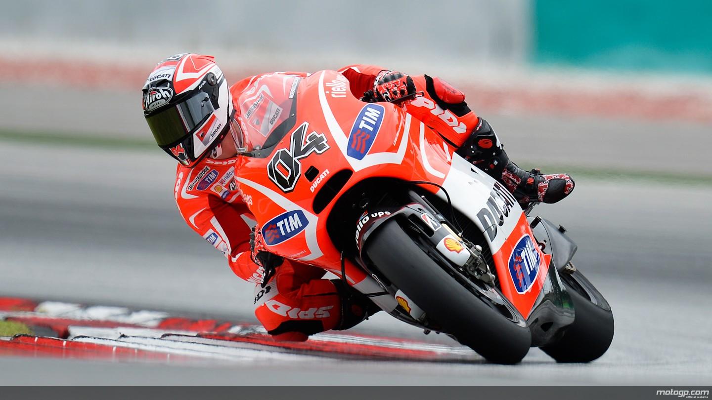 Andrea Dovizioso Kandidat Juara MotoGP