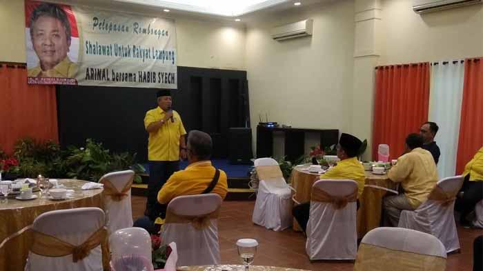 Arinal Membangun Lampung