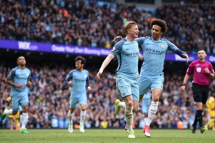 Manchester City Jungkalkan Chelsea di Stamford Bridge
