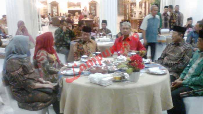Pemprov Lampung Gelar Welcome Dinner Panitia Olimpic Ahmad Dahlan