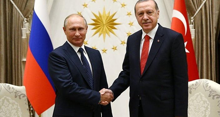 Erdogan Kunjungi Putin