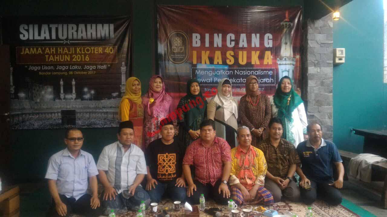 IKASUKA Lampung Bicara Soal Nasionalisme di Bincang Alumni