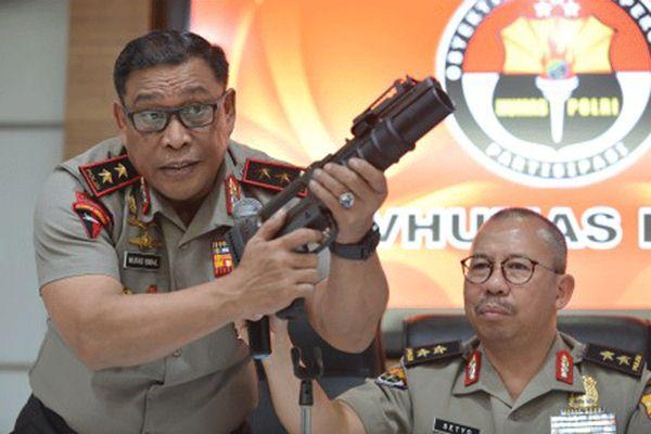 Ribut Soal Impor Senjata, Pemerintah Didesak DPR Untuk Segera Tuntaskan Kasus