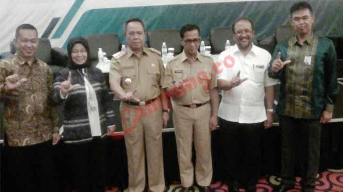 Tingkatkan Iklim Investasi, Pemprov Lampung Gandeng PLN