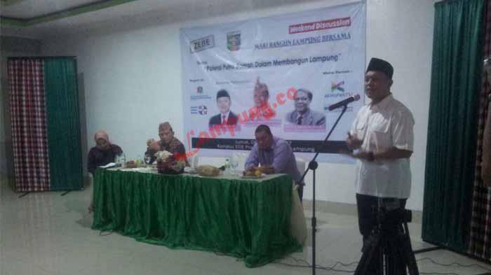 Mustafa Legowo Jika Perahu PKB ke Cagub Lain