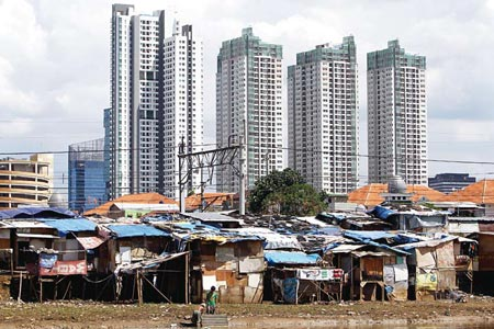 Kesenjangan Sosial Ekonomi