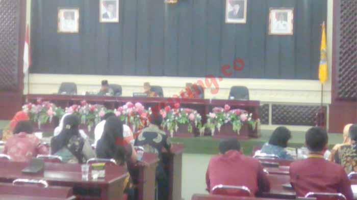 Bahas Ketahanan Pangan, Komisi E DPRD Jateng Kunjungi Pemprov Lampung