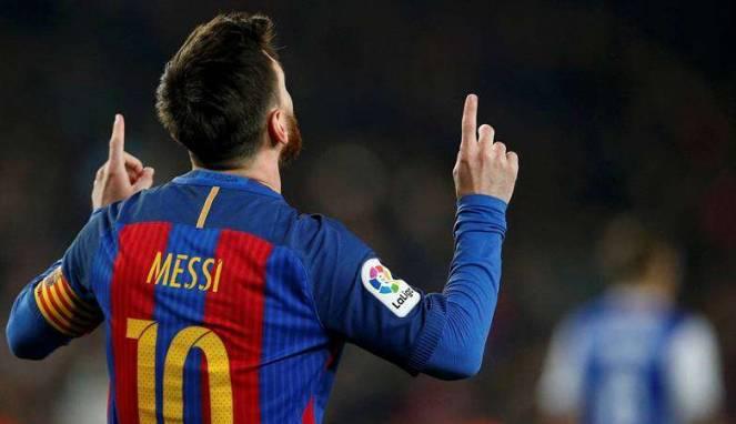 Kontrak Messi Seumur Hidup