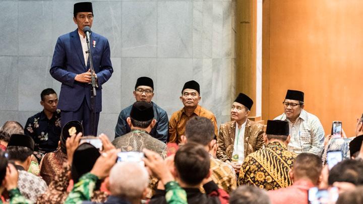 Loyalitas Partai Pendukung Jokowi