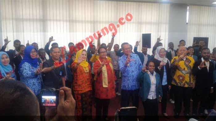 Mahasiswa Lampung Asal Papua