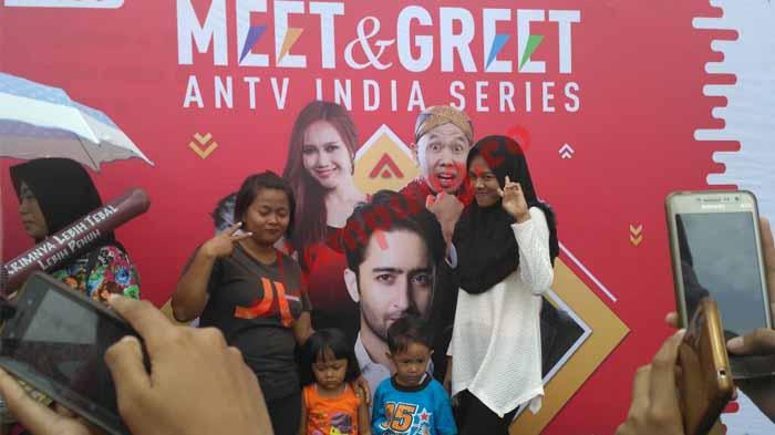 Foto Booth Meet And Greet India Series Diserbu Warga