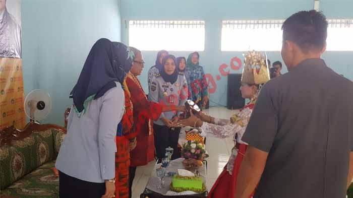 Menteri Yohana Kunjungi Lapas Way Huwi Lampung