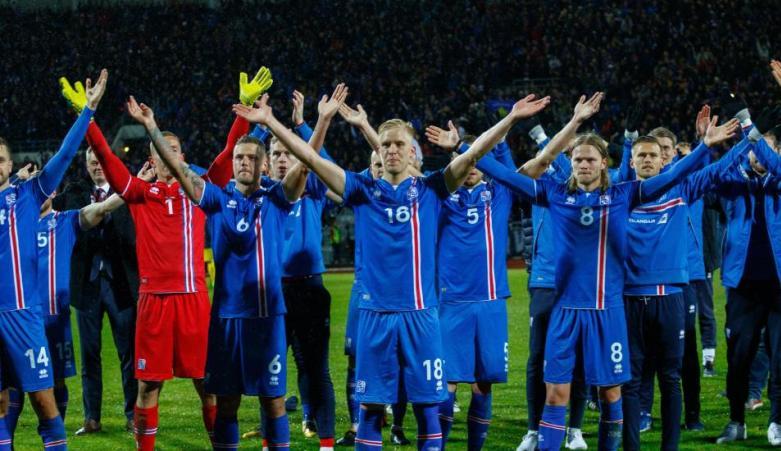 Islandia, Negara Populasi Terkecil Dalam Sejarah Piala Dunia
