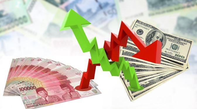 Ruang Gerak Rupiah Dipengaruhi Perkembangan Ekonomi Global