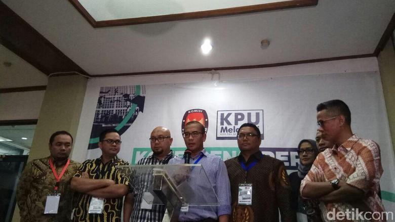 Parpol Calon Peserta Pemilu 2019