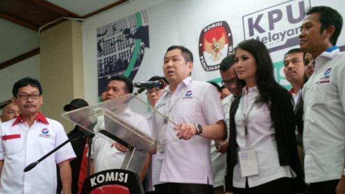 Partai Perindo Dukungan Jokowi