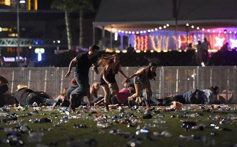 Menakutkan, Penembakan di Las Vegas Tewaskan 20 Orang