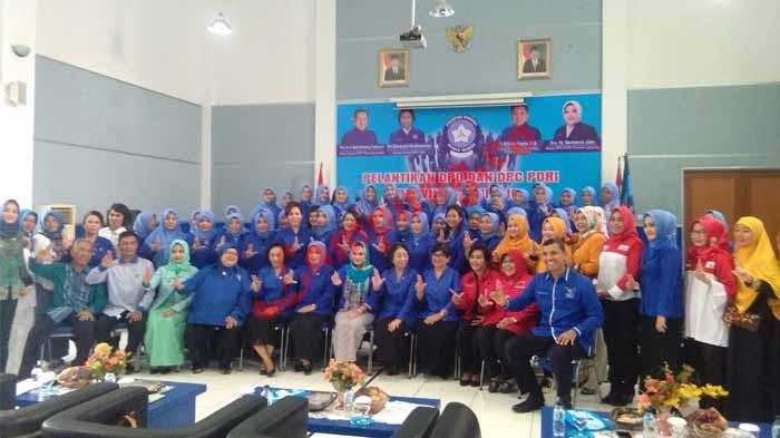 Pengurus Perempuan Demokrat Lampung