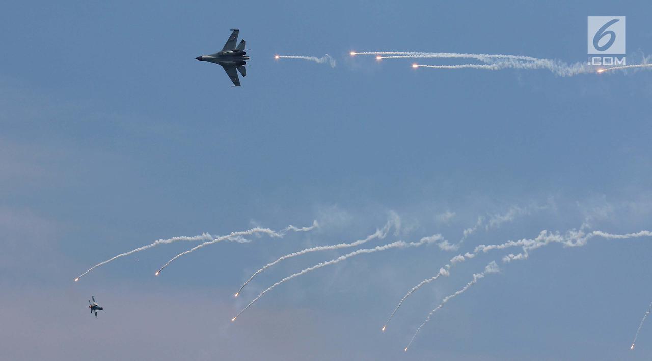 Gatot: Pesawat Seribu Kalau Tidak Punya Senjata, Untuk Demonstrasi Saja