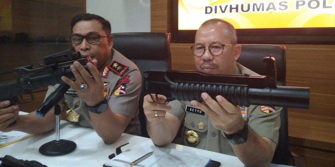 Kapuspen: TNI Belum Punya Senjata Sekelas SAGL Brimob