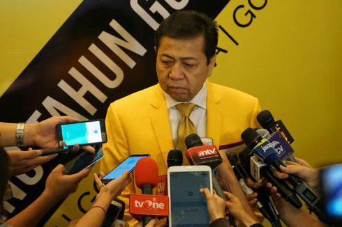 Setya Novanto Mangkir dari Sidang E-KTP