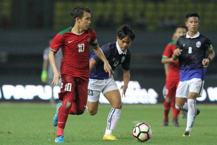 Timnas U-19 vs Kamboja U-19