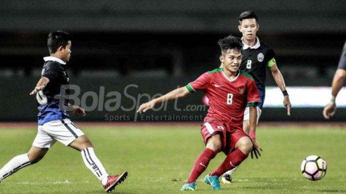 Timnas U-19 vs Thailand U-19