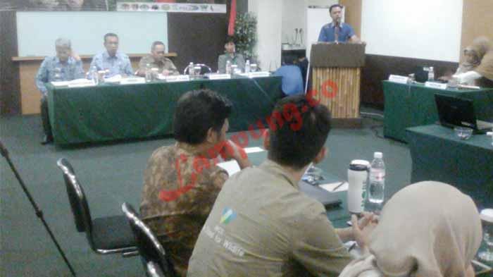 Sutono: Workhsop Konservasi Lampung Harus Menghasilkan Program Kongkrit