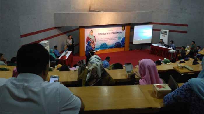 Duta Baca Mahasiswa Lampung