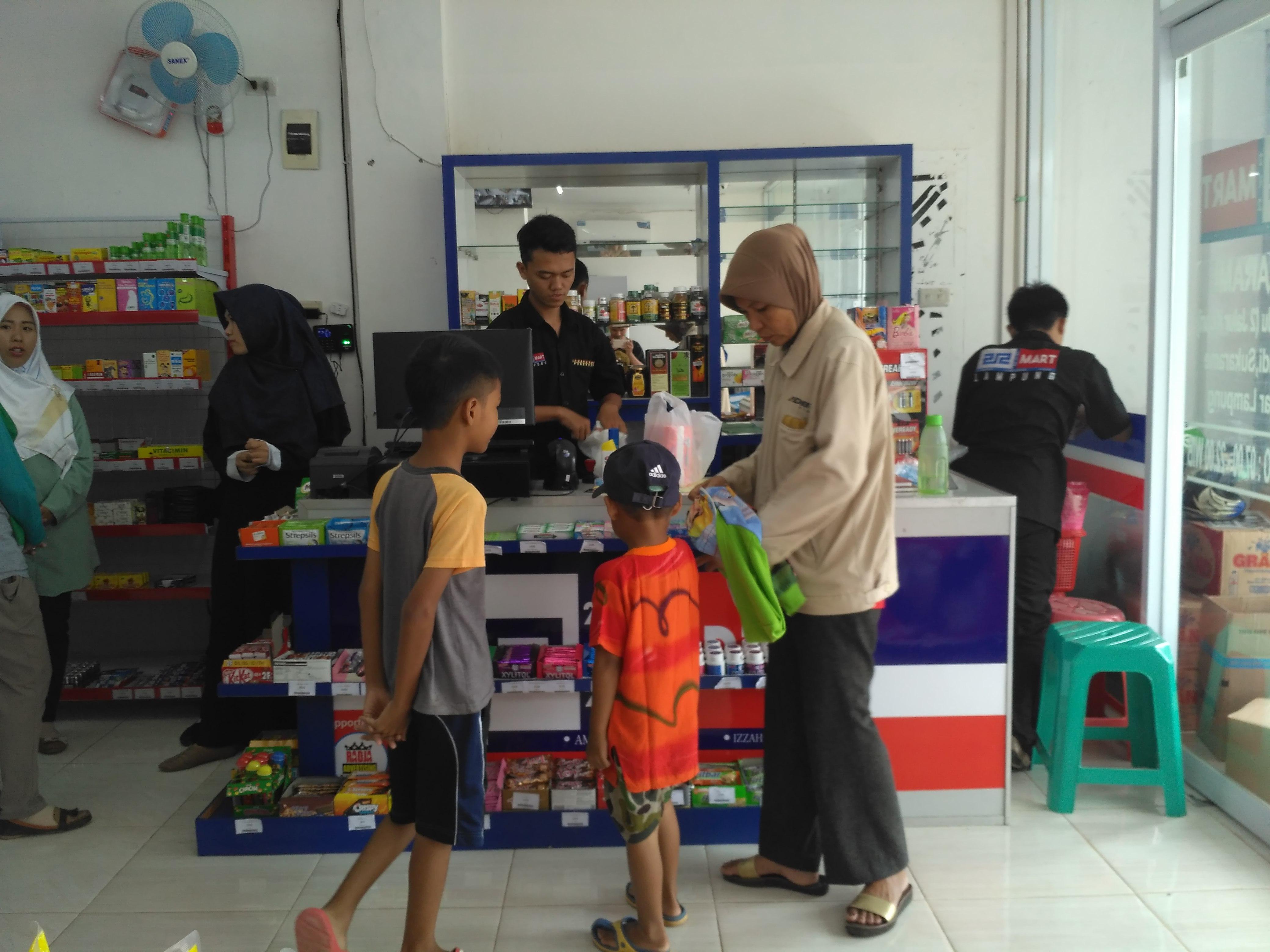 Akhirnya, 212 Mart Hadir di Lampung