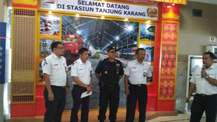 PT KAI Divre IV Tanjungkarang