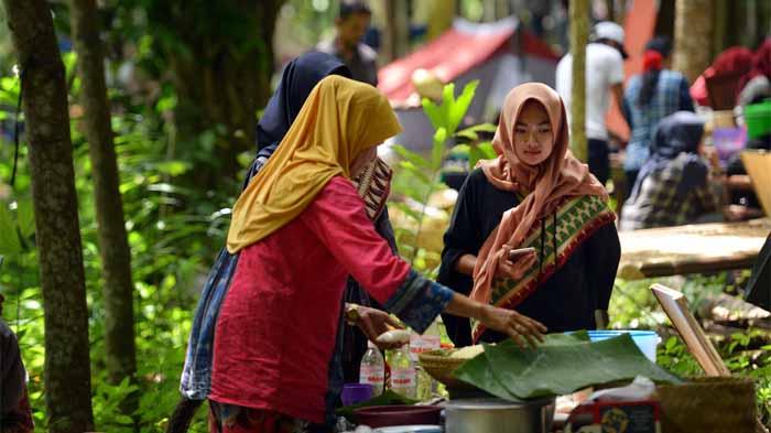 Pasar Youth Camp Tahura