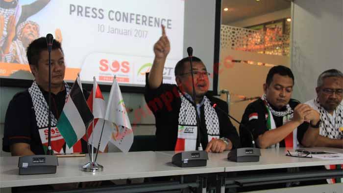Target Layarkan 10.000 Ton Beras Untuk Palestina, ini aksi ACT Lampung