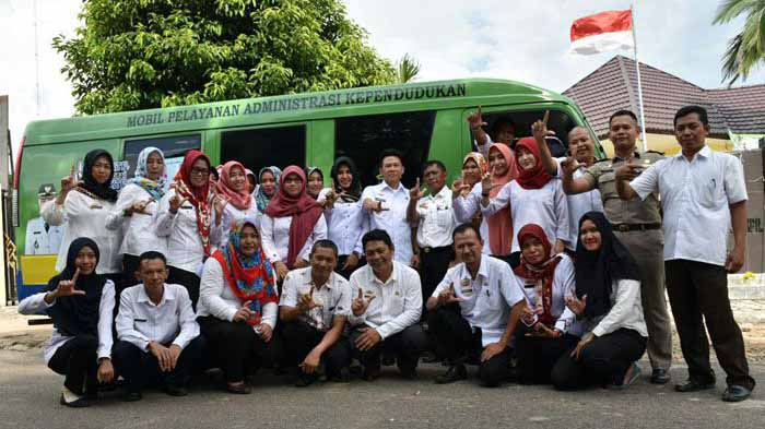 Disdukcapil Lampung Timur