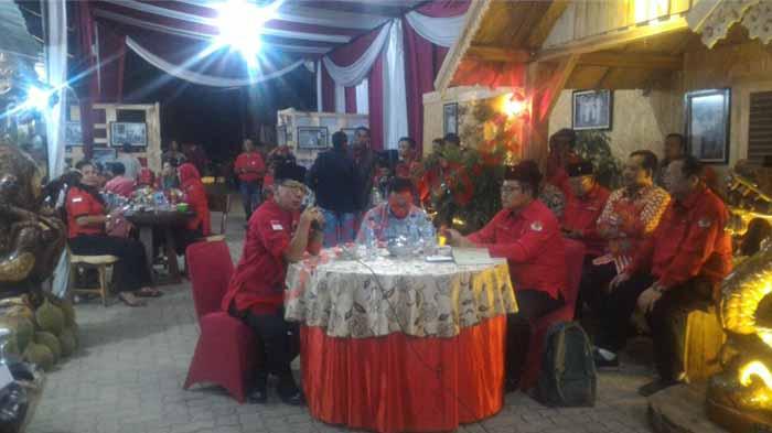 Diskusi Ultah PDI P Lampung
