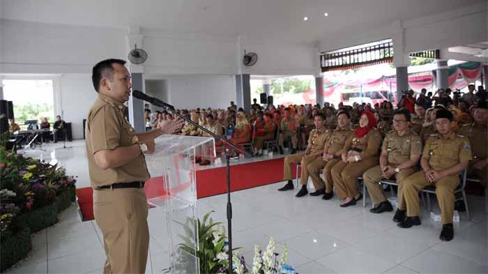 Gubernur Lampung Kunjungan Kerja