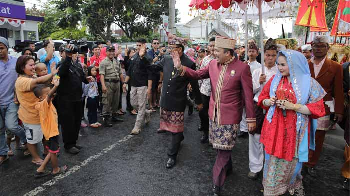 Tahun 2018, Wisatawan ke Lampung Diprediksi Melonjak Lebih dari 8 Juta