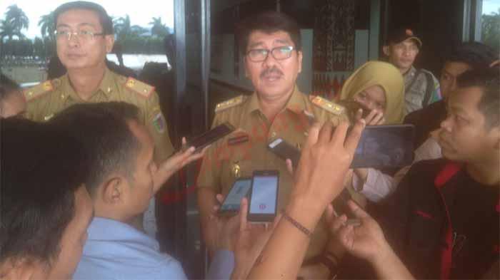 Hamartoni Ahadis Diminta Jadi Penasehat IK-DMI Lampung