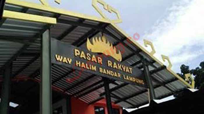 Pasar Way Halim