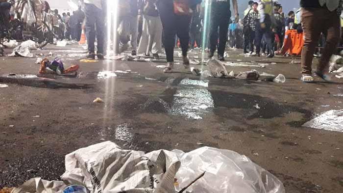 Pasca Tahun Baru Volume Sampah Bandar Lampung Naik Hingga 800 Ton