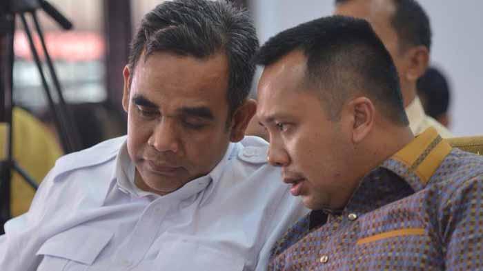 Ahmad Muzani Minta Kader Menangkan Ridho Untuk Kemenangan Prabowo di Pilpres 2019